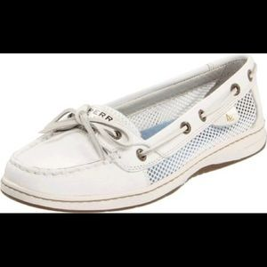 Sperry Top-Sider Shoes - Sperry Angelfish in White, size 6.5