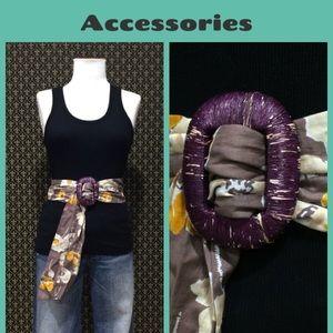 Anthropologie Accessories - NWTs Anthro Sash Belt