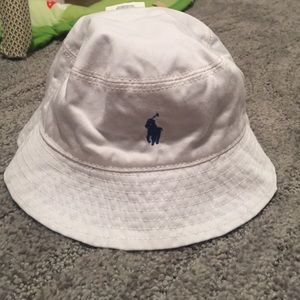 Polo by Ralph Lauren Accessories - Ralph Lauren reversible bucket hat for  baby boy 1910ac8ded7