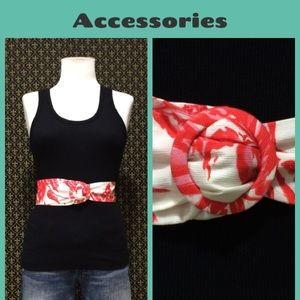 Anthropologie Accessories - Anthro Sash Belt