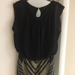 """""""As U Wish """"Dress. Great Condition worn only once"""