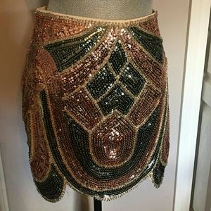 ⭐⭐HP!!⭐⭐Sexy sequin skirt