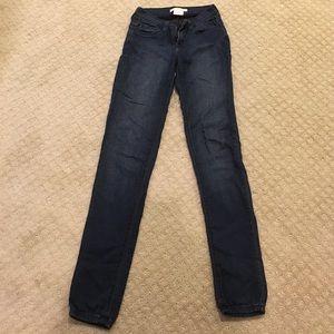 Soft skinny jeans!