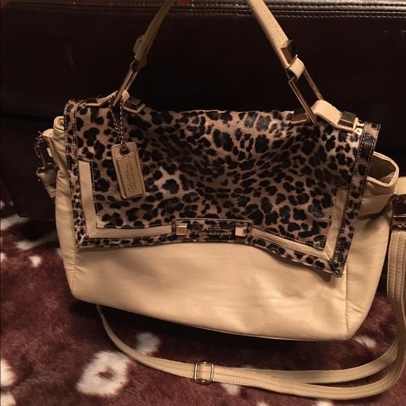 7129b23cf86 Ed hardy bags christian audigier leopard purse poshmark jpg 580x580 Christian  audigier leopard print purse