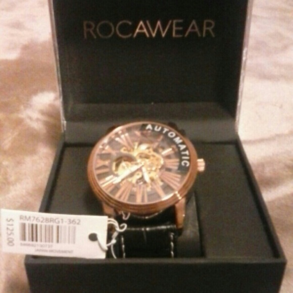 ef10e725911 SOLD! Rocawear watches New with box
