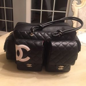 1c60712836df CHANEL Bags | Cambien Travel Bag 100 Authentic | Poshmark