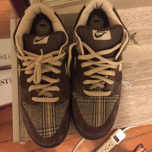 Nike Shoes   Nike Sb Dunk Low Tweed