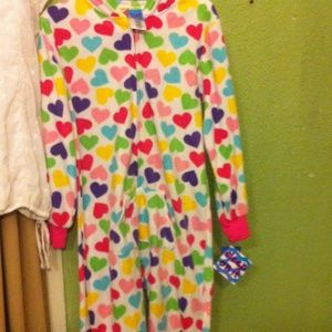 Cloud 9 Other - Nwt Girls sz PJ w /hood///final price/sale