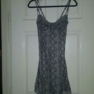 Victoria's Secret fitted nightie Size Small