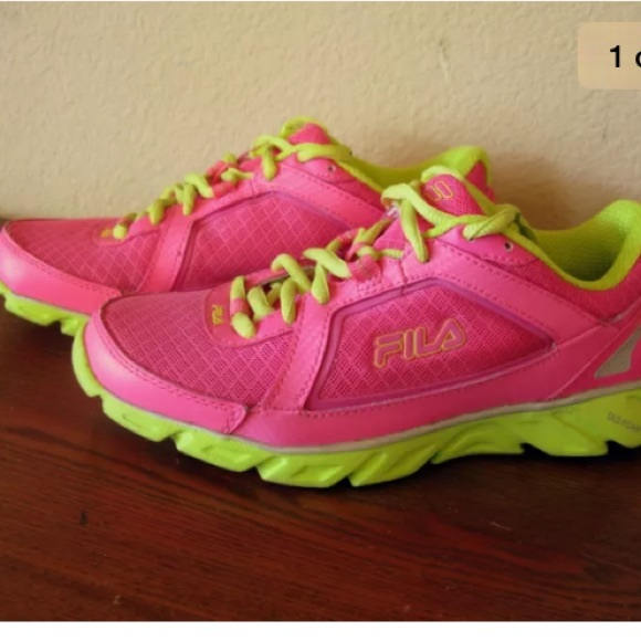 Fila Running Shoes size 6