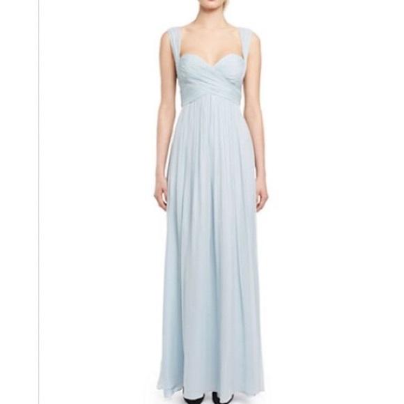 Pleated Sweetheart Dress Clearwater