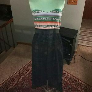 American Rag Maxi Dress