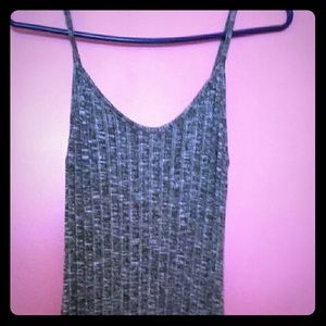 ALLOY Dresses & Skirts - NWOT'S Alloy grey and white t-shirt  long dress
