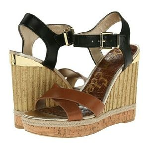 Sam Edelman Shoes - Sam Edelman Women's Clay Wedge Sandals