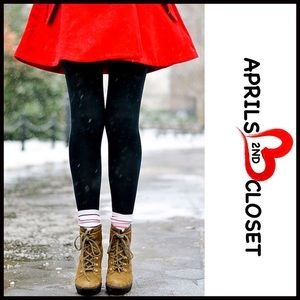 Via Spiga Pants - ❗1-HOUR SALE❗Via Spiga Fleece Lined Leggings
