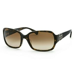 Coach S2048 Tortoise Sunglasses