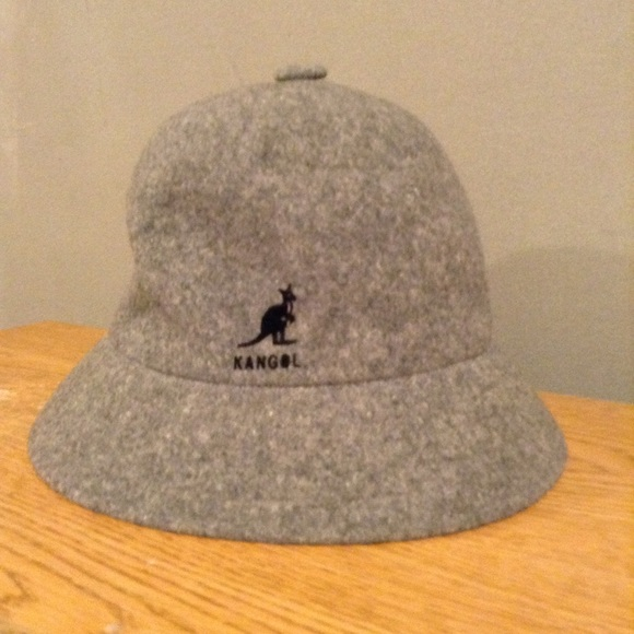 4c3a59401b0 Kangol Accessories - VINTAGE Wool KANGOL Bucket Hat