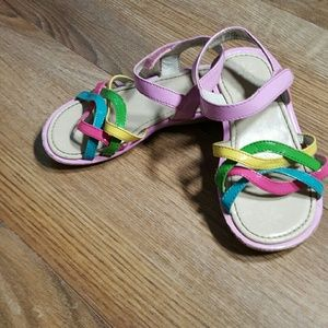 Other - Wonderkids multicolored sandals