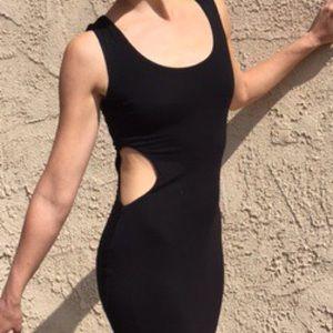 Dresses - Cutout Maxi Dress