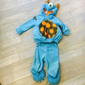 Other - Monster Costume 12-24 months-So Soft