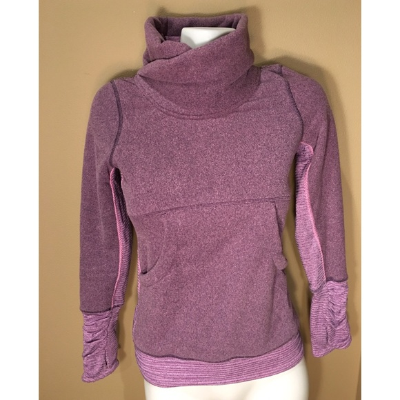 Ivivva - Ivivva Long Sleeve Purple Pullover Sweater from Cai's ...