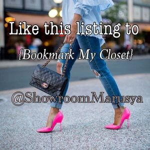 {Bookmark My Closet}