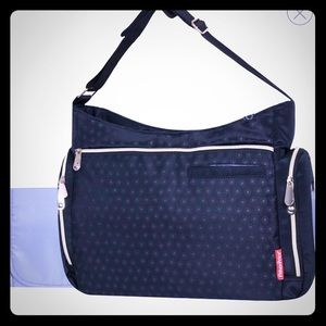 Handbags - Diaper Bags and changing station.