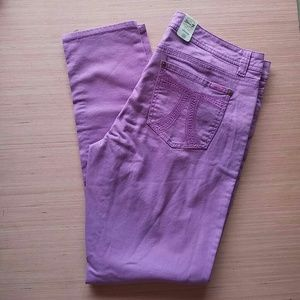 24th & Ocean Pants - Seven7 skinny anckle  jeans new