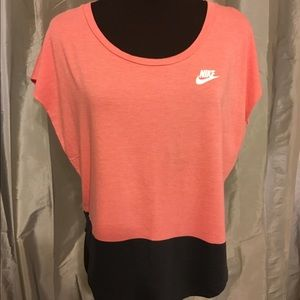 Nike Loose Fit Muscle Sleeve Tee