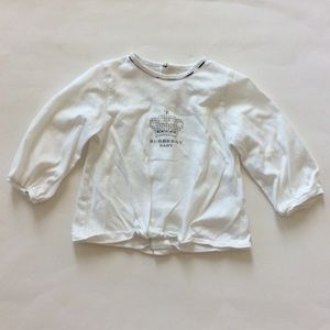 Burberry Other - 👫Burberry Baby top
