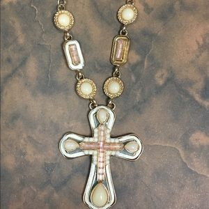  So gorgeous Cross necklace 