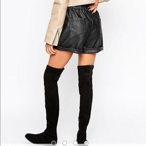 ASOS Shoes - NWT ASOS FLAT OVER THE KNEE BOOTS - 7.5