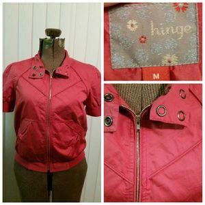 HINGE jacket