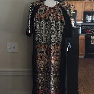 Dresses & Skirts - Gabby  Skye dress, zipper in back, size 16.