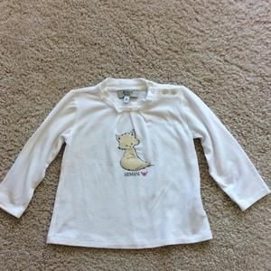 Armani Junior Other - 👫Armani Baby long sleeve tee