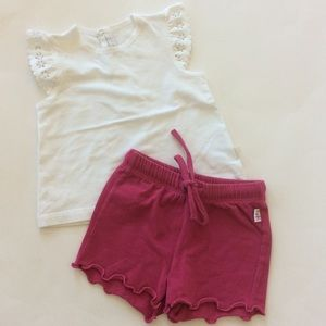Il Gufo Other - 👫Il Gufo Top and Shorts set