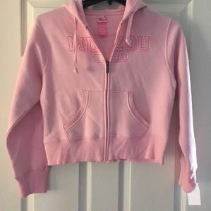 Other - Soft fleece hooded jacket