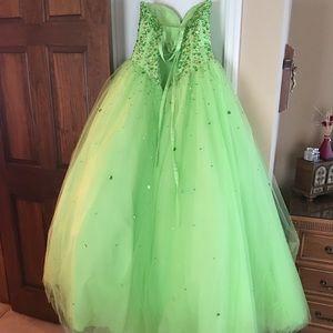 Dresses Neon Green Prom Dress Poshmark