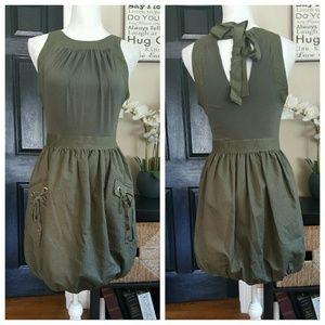 Miss Sixty Dresses & Skirts - 🆕Miss Sixty Olive Green Dress size 4