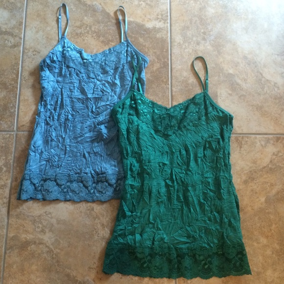 9efacd5fea3 Layering Lace Tank Top Extender Cami. M 580a4936f0137d3296013e27