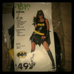 Other - Plus Size Batgirl Costume