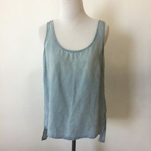 Forever 21 Tops - Chambray tank
