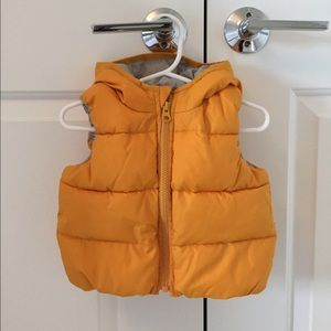 Gap Hooded WARM Vest