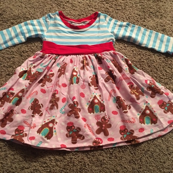 paiges pretties 2t christmas dress