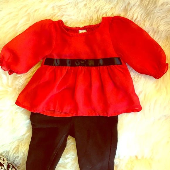 Newborn Christmas Dresses 0 3 Months.Christmas Cutie Two Piece 0 3 Months