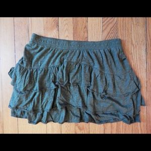 American Eagle Outfitters Dresses & Skirts - American Eagle Forest Green Skirt Sz XS