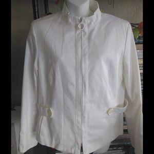 Talbots Mandarin Jacket
