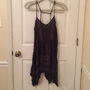 Free People Slip/mini dress