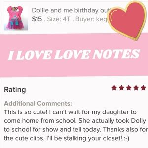 I love 💜 love notes