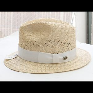 Bailey Of Hollywood Accessories - ☀️☀️ Bailey of Hollywood panama woven straw fedora